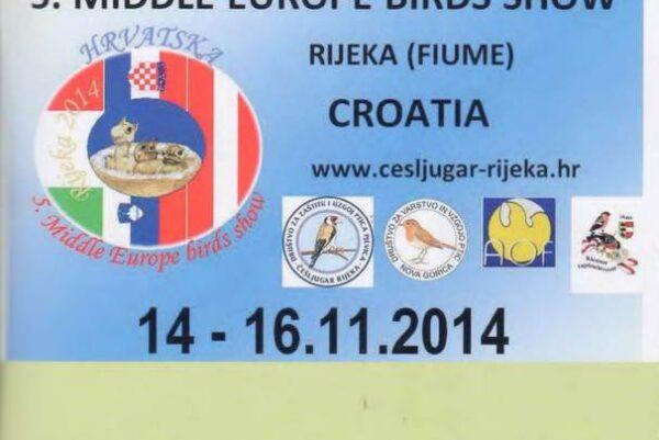 5 middle europe birds show croatia